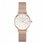 Rosefield The Small Edit White Rose Gold / 26mm