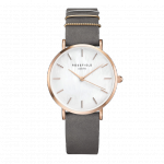 Rosefield The West Village Rosegold White / Elephant Grey