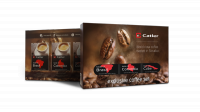 CATLER EXCLUSIVE COFFEE SET 3 x 125 G