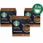 Starbucks by Nescafé Dolce Gusto House Blend 3x12ks (7613036989275)