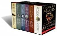 A Song of Ice and Fire - A Game of Thrones: T... (George R. R. Martin) (Kniha)