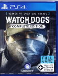 Watch_Dogs - Complete Edition (PS4)