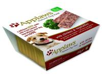 Paštika APPLAWS Dog Pate with Chicken & Vegetables