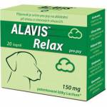 Tablety Alavis Relax pro psy 150mg 20cps
