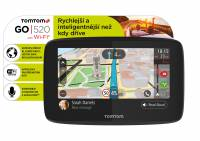 TomTom GO 520 Lifetime