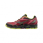 Mizuno Wave Daichi 2 BikingRed/Blk/LimePunch J1GC177110 44,5