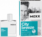 Mexx City Breeze 50ml m
