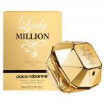 Paco Rabanne Lady Million Absolutely Gold Parfém 80ml Tester W