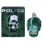 Police To Be Camouflage toaletná voda 125 ml