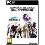 Final Fantasy III + Final Fantasy IV (Double Pack Edition)