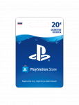 Sony PlayStation Network Card - 20€ (PS4/PS3/PSP/PSVita) PS4