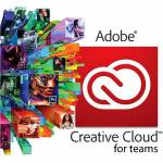 Adobe Creative Cloud for teams All Apps MP ENG Commercial (1 měsíc) (elektronická licence) (ACC65270771BA01A12)