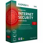Kaspersky Internet Security multi-device 2014 CZ (KL1941ODAFS)