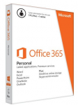 MICROSOFT OFFICE 365 PERSONAL SK 1 YEAR SUBSCRIPTION EUROZONE MEDIALESS