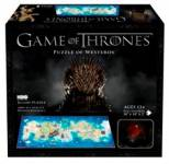 3D Puzzle Game of Thrones: Mini Westeros