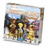 Hra ADC Blackfire Ticket to ride Junior
