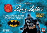 Love Letter: Batman (Vrecúško)