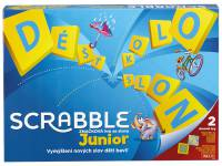 MATTEL - Junior Scrabble Cz