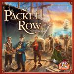 Packet Row: New York, 1842