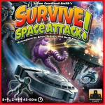 Survive: Space Attack 5-6 player exp.